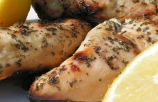Grilled Chicken Breasts – Recipe