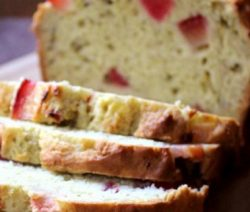 Banana Plum Bread