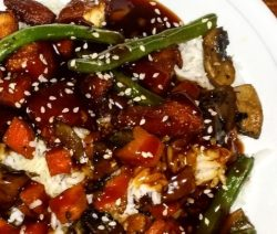 Addictive Sesame Chicken