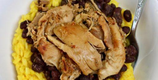 Sofrito Chicken